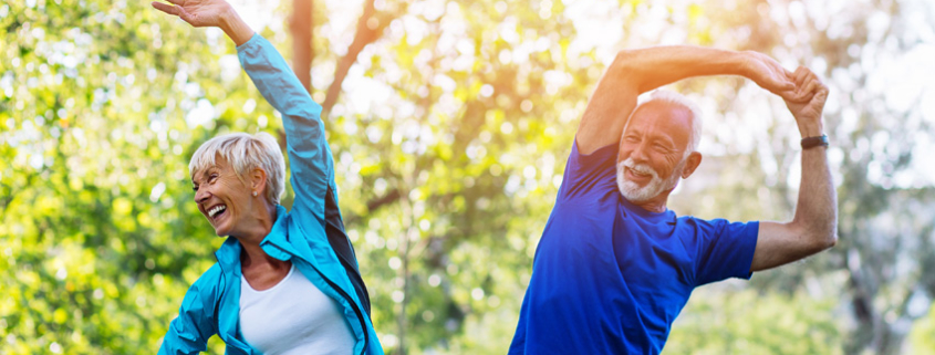 Exercise to Stay Healthy: Osteoporosis Exercise Examples