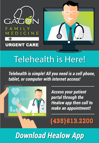 Telehealth with Gagon Family Medicine