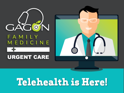 Schedule your telehealth appointment today!